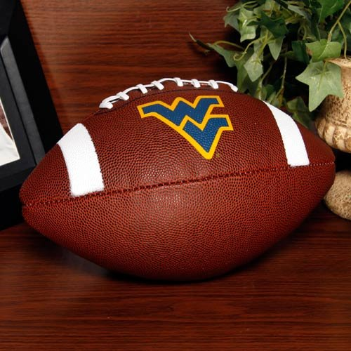 Ncaa West Virginia Mountaineers Game Time Full Size Football