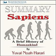 Summary: Sapiens: A Brief History of Humankind | Livre audio Auteur(s) :  Readtrepreneur Publishing Narrateur(s) : Donna A Motta