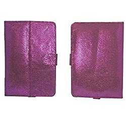 7&Seven G5 Bling Flip Flap Case Cover Pouch Carry Stand For Simmtronics Xpad X722 7