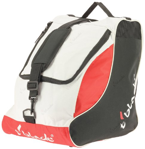 t-blade Schlittschuhtasche Skate-bag Premium I, White-Red-Black, One size, 11-12110-16
