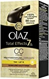 Olaz Total Effects CC Cream, dunklere Hauttypen, Pumpe, 50 ml
