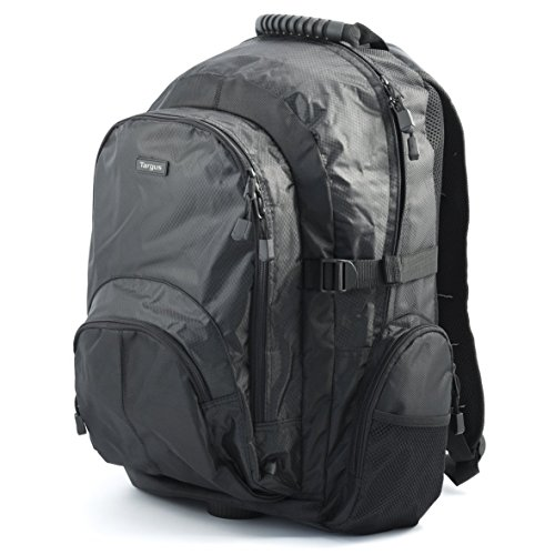 Targus CN600 XL Classic Laptop Computer Backpack fits 15 -15.6 inch - Black