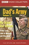 Dad's Army, Volume 15: We Know Our Onions | Jimmy Perry,David Croft