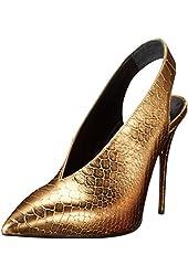 Giuseppe Zanotti Women's Pointed Toe Slingback Slide Pump