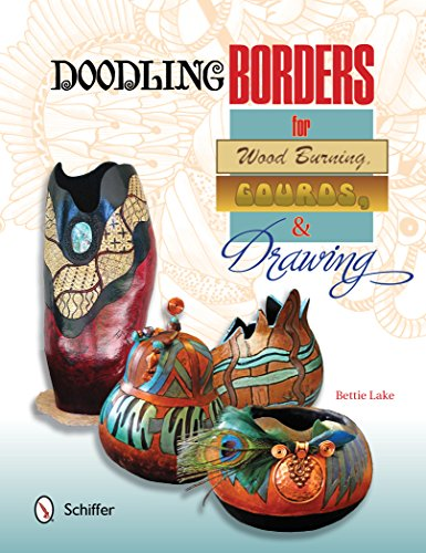 Doodling-Borders-for-Wood-Burning-Gourds-Drawing