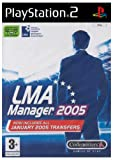LMA Manager 2005: Full Game Plus Stats Update (PS2)