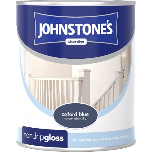 johnstones-no-ordinary-paint-one-coat-non-drip-oil-based-gloss-oxford-blue-750ml