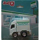 チョロQ ファミリーマート 配送車 トラック Family Mart タカラ