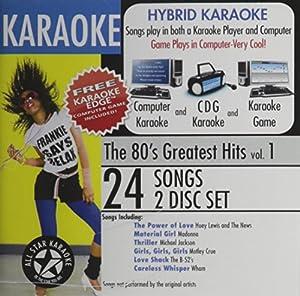 Karaoke: 80's Greatest Hits