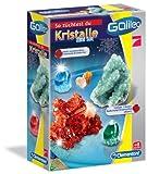Galileo - Juguete educativo de mineralogía (Clementoni) (versión en alemán)