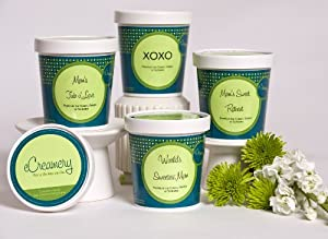 eCreamery Mother's Day Sampler Pack - Ice Cream