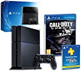 Sony PS4 Console with Call of Duty Ghosts & PS+ 90 Days membership (PS4)