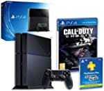 Sony PlayStation 4 Console with Call...