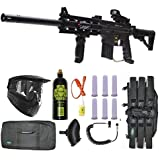 US Army Project Salvo Paintball Marker Gun 3Skull Deluxe Sniper Set