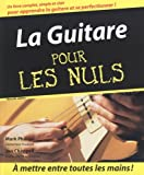 La Guitare pour les nuls (+ 1CD audio)