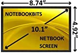 NEW LAPTOP NETBOOK LED MATTE SCREEN DISPLAY PANEL 10.1&quot; INCH FOR SAMSUNG MINI N145+ PLUS