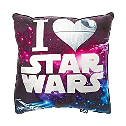 Claire\'s Accessories I Heart Star Wars Pillow
