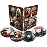 Steve Austin 4-Pack Steelbook [Blu-ray]