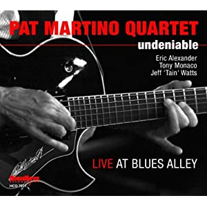Pat Martino - Undeniable cover