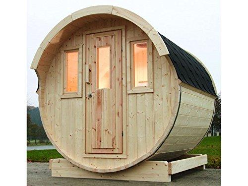 wolff finnhaus saunafass 220 als bausatz au enma b x t 200 x 220 cm schindeln 6 eck. Black Bedroom Furniture Sets. Home Design Ideas