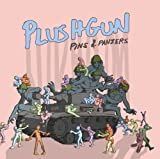PLUSHGUN - Pins & Panzers 10 Tracks - U.s. Promo Issue -