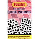 "Puzzler Best Codeword Puzzlesby ""Puzzler Media"""