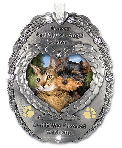 Loving Memory Pet Photo Ornament