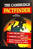 The Cambridge Factfinder (0521456223) by Crystal, David
