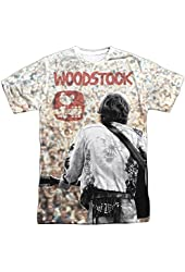 Sublimation: Apart From The Crowd Woodstock T-Shirt