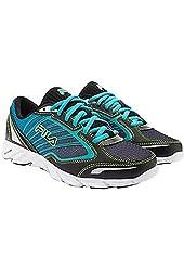 Fila Men's Interstellar 2 Running Shoes Castle Rock/Black/Grey, 10.5