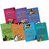 The Chronicles of Narnia Collection - 7 Books RRP 41.93 ([1]á The Magician's...