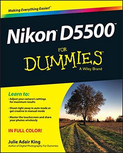 Download Nikon D5500 For Dummies