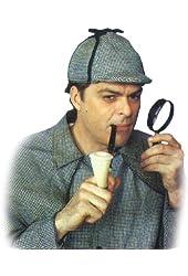 Forum Novelties Inc - Great Detective Accessory Kit (Adult)