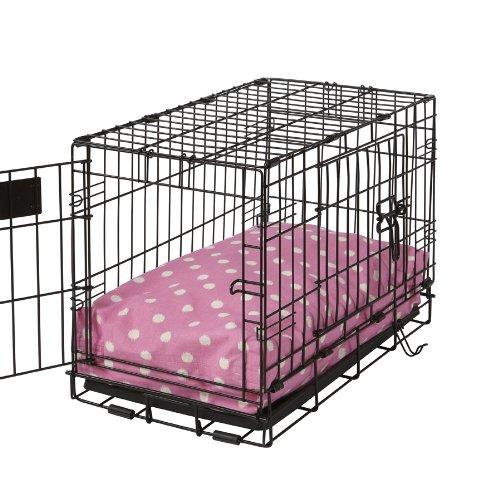 Pink Dog Crates