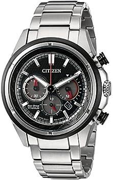 Citizen CA4240-82E Analog Display Japanese Quartz Mens Watch