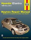 img - for Hyundai Elantra 1996 thru 2013 (Haynes Repair Manual) book / textbook / text book