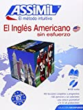 img - for El Ingles Americano Sin Esfuerzo [With 4 CD's] (Assimil) (Spanish Edition) book / textbook / text book