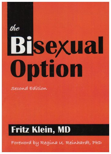 The Bisexual Option, Second Edition (Haworth Gay and Lesbian Studies)