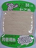 たこ糸 (安全肉巻き用糸)  30Mカード巻き