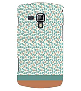 PrintDhaba Pattern D-1873 Back Case Cover for SAMSUNG GALAXY S DUOS S7562 (Multi-Coloured)