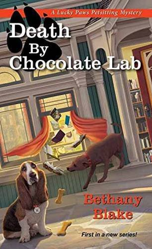 Book Cover: Death by Chocolate Lab