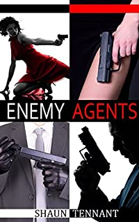 Enemy Agents by Shaun Tennant ebook deal
