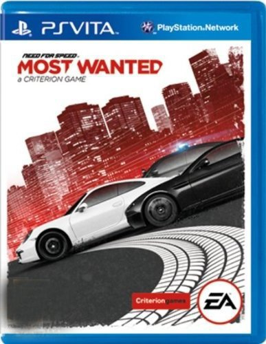 Need for Speed Most Wanted - A Criterion Game (English Language) [Asia Pacific Edition] for PlayStation Vita PS Vita PSV