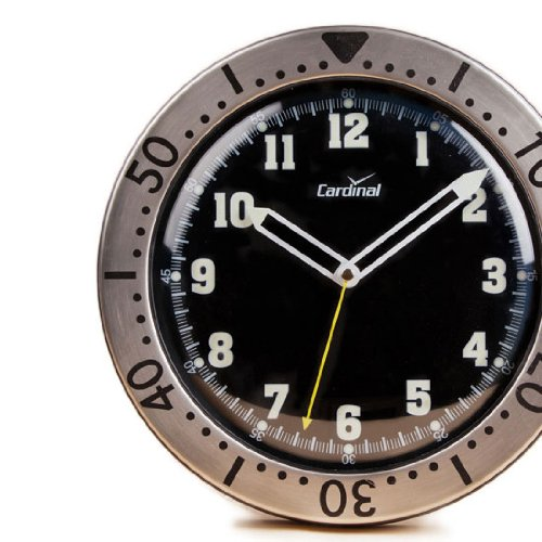 Cardinal Rolex Style Wall Clock
