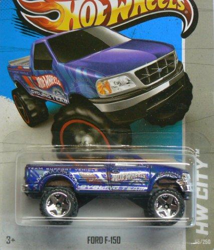 Hot Wheels HW City 45/250 Ford F-150