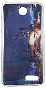 ibnelite IBNCVR029 Printed Back Case Cover for Lenovo A526 (Multicolor)