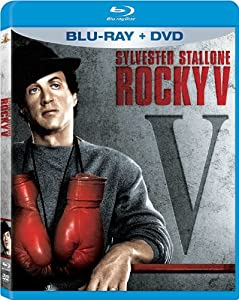 Rocky V (Two-Disc Blu-ray/DVD Combo)