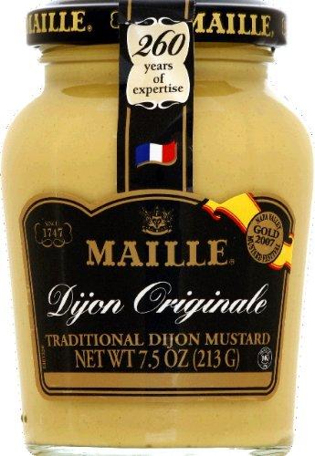 Maille, Mustard Dijon Trdtnl, 7.5 OZ