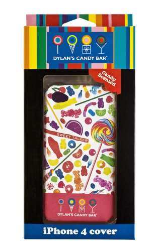 Candy Spill 4/4S iPhone Cover - 1