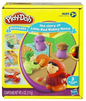 Play-Doh The Story of Little Red Riding Hood